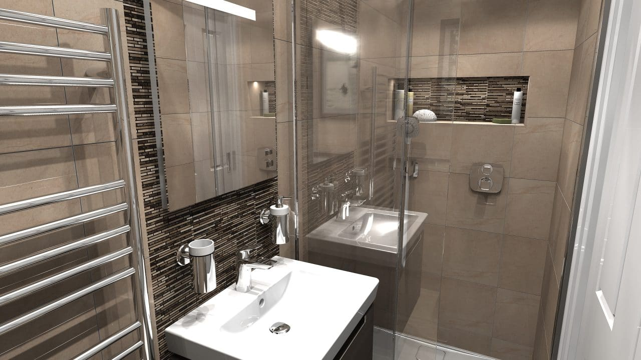 Recently designed En-suite shower room | Chessington Pipeline